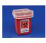1 pint BD sharps container