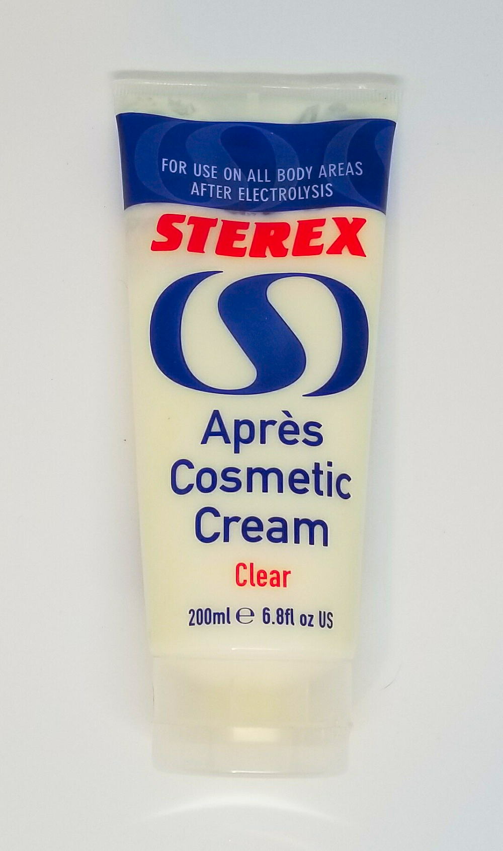 Apres Cosmetic Cream -- Clear Tint - 6.8 oz.