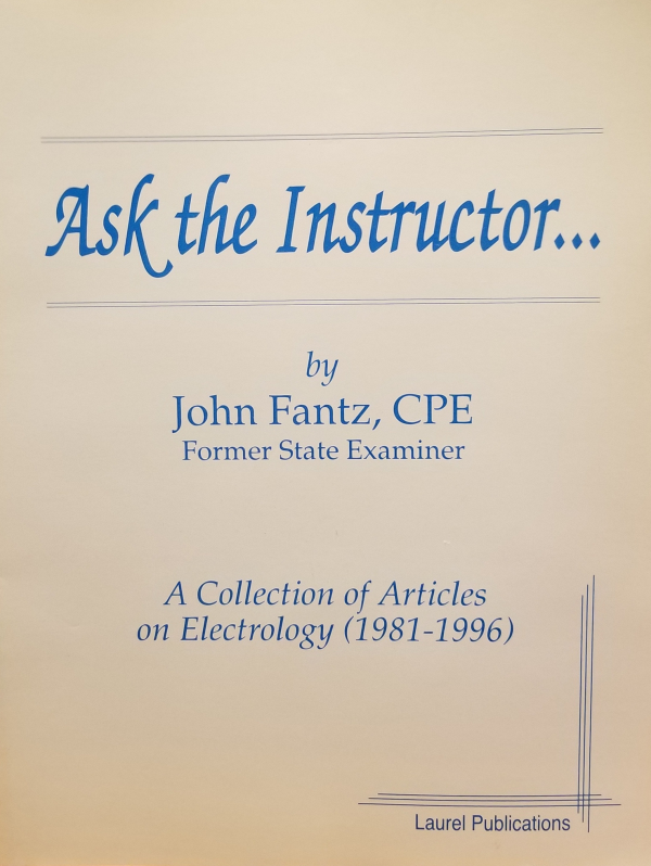 Ask The Instructor
