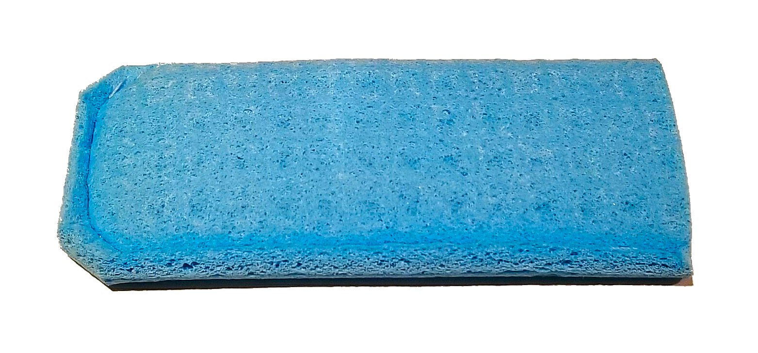 Blue Pocket Sponge