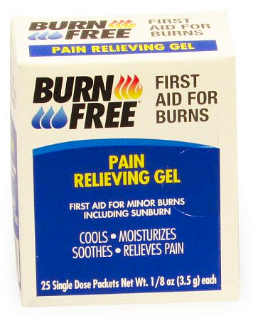 BurnFree Topical Anesthetic Gel