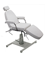"Treatment Chair with Hydraulic ""H"" Base"