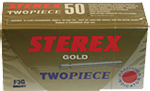 Sterex Gold Disposable Needles
