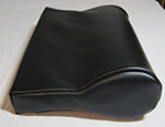 Cervical Pillow - Vinyl - Black