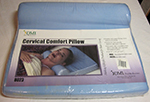 Blue Denim Cervical Pillow