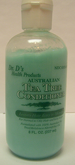 Dr. D's Tea Tree Conditioner