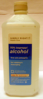 Isopropyl Alcohol 70% 16 Ounce