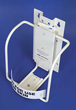 Wall Mount for Sani-Cloth or DisCide Wipes