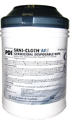 Sani-Cloth AF3 Wipes
