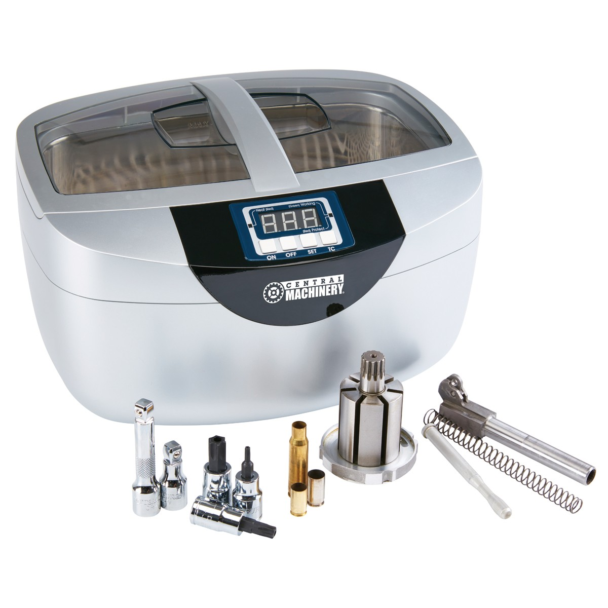 Chicago Digital Ultrasonic Cleaner
