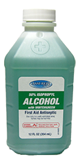 Wintergreen Isopropyl Alcohol 50%