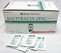 Bacitracin Zinc Box of 144 One Gram Packets