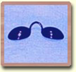 Goggles: Blue Opaque