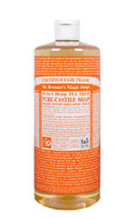 Dr. Bronner's Tea Tree Soap