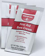 First Aid Burn Cream with Aloe