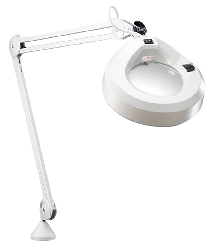 Luxo KFM Ring Lamp - 5 Diopter