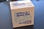 NUPACK Barrier Film - Clear